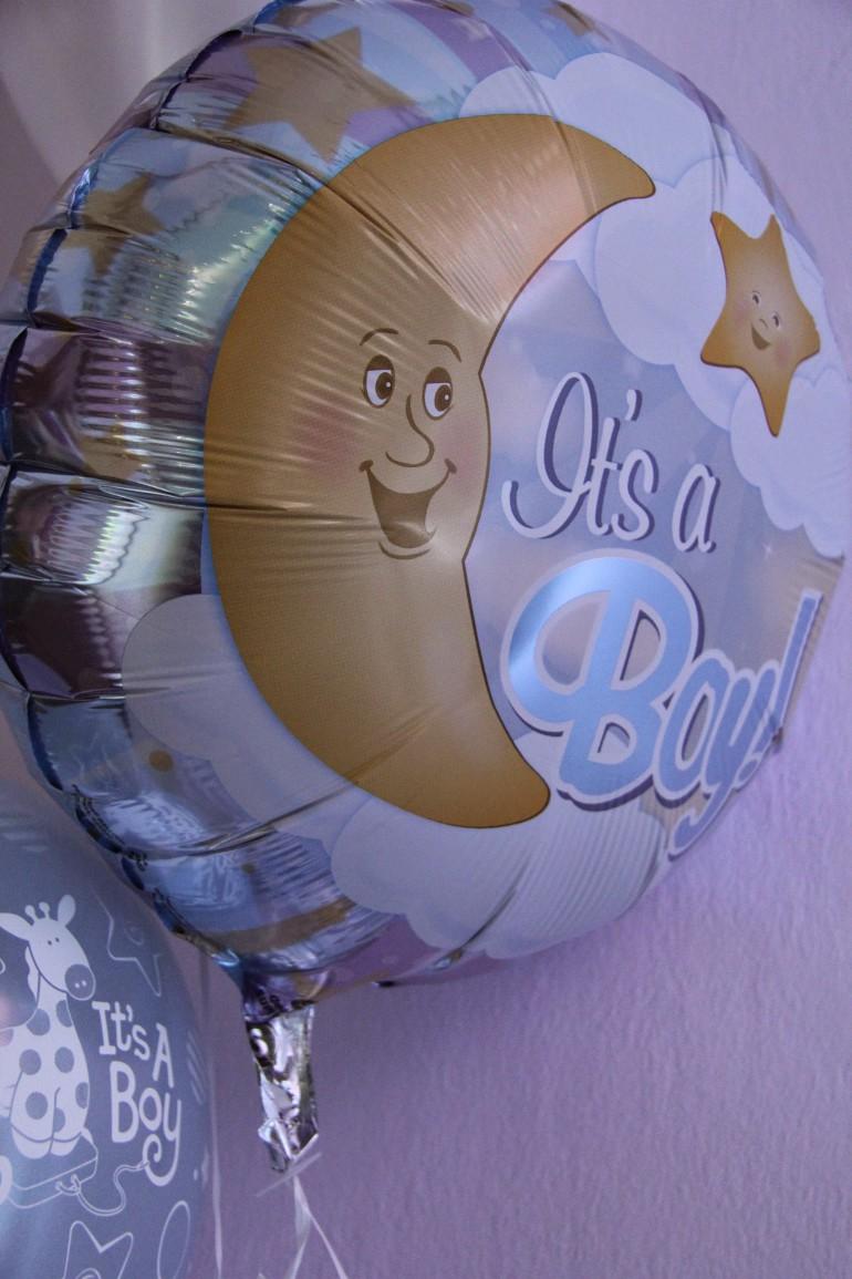 Folienballon It´s a boy