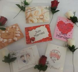 Hochzeitskarten diverse