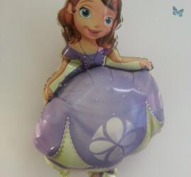 Sofia die Erste Folienballon