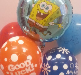 Folienballon Sponge Bob