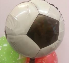 Folienballon Fußball