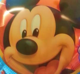 Folienballon Micky Maus