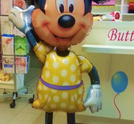 Minnie Maus Airwalker