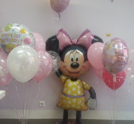Airwalker Minnie Maus