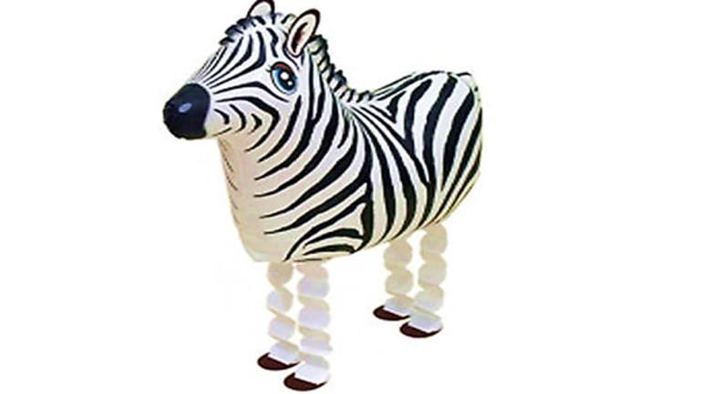 Airwalker Zebra