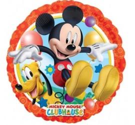 Folienballon Micky Maus und Pluto