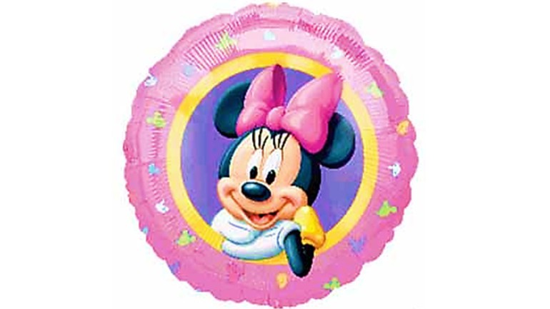 Folienballon Minnie Maus