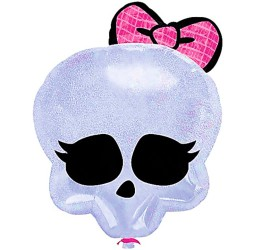 Folienballon Monsterhigh