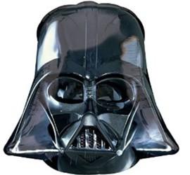 Folienballon Darth Vader Kopf