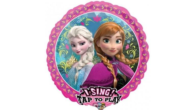 Folienballon Frozen singend