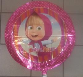 Folienballon Masha