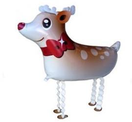Airwalker-Rentier - Süße Weihnachtsdekoration