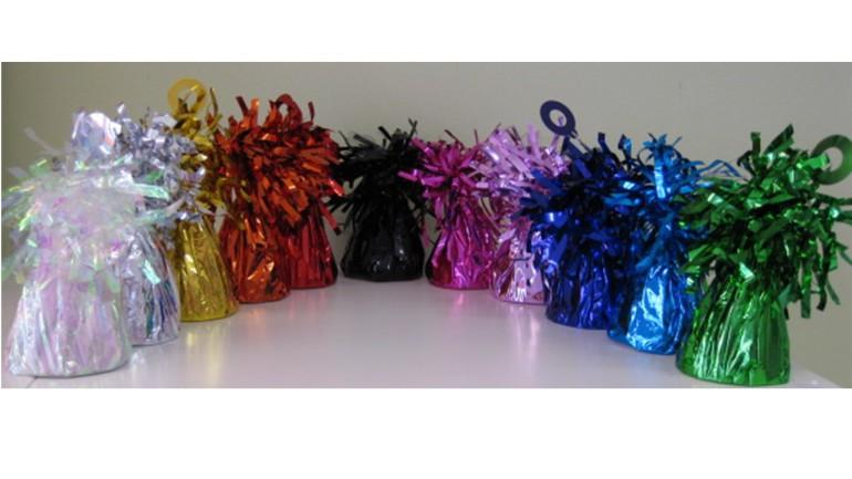 Luftballonhalter Folie diverse