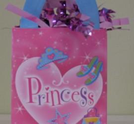 Luftballonhalter Princess