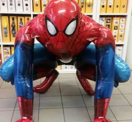 Airwalker Spiderman