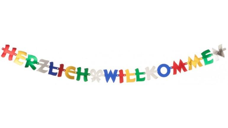 Banner Herzlich Willkommen