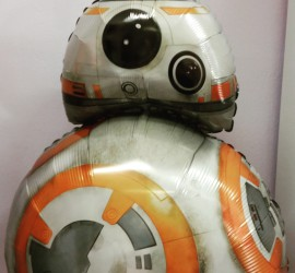 BB 8 Star Wars - Folienballon