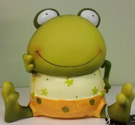 Spardose Frosch Franz