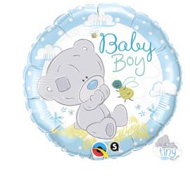 BabyBoy Folienballon