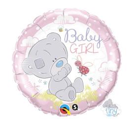 BabyGirl Folienballon
