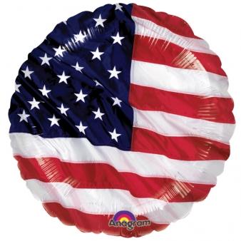 Folienballon Amerika