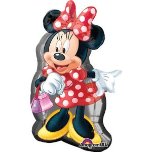 Folienballon MinnieMouse