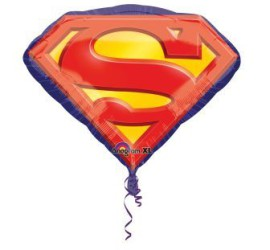 Folienballon Superman