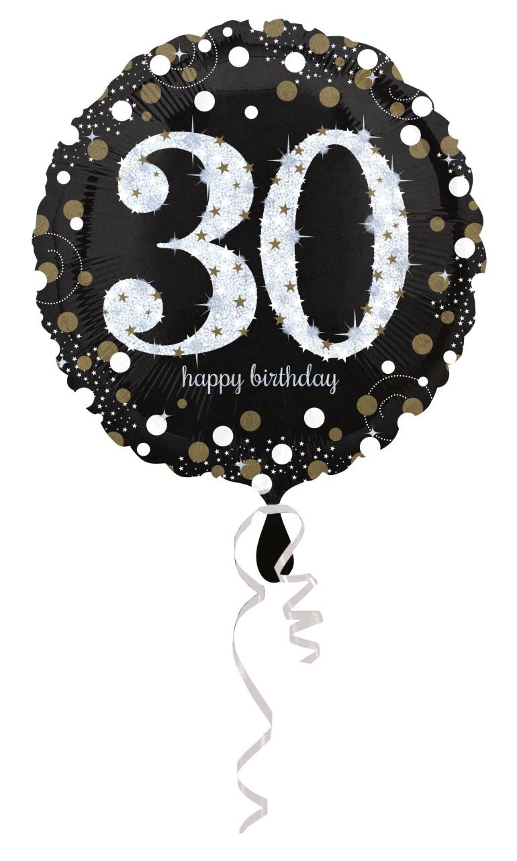 Folienballon 30