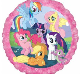 Folienballon My little Pony