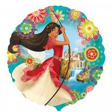 Elena of Avalor - Folienballon rund 45 cm