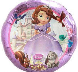 Prinzessin Sofia die Erste - Folienballon 45 cm