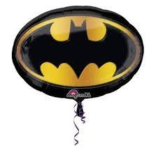 Folienballon BATMAN-Zeichen