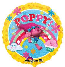 Trolls - Poppy - Folienballon 45 cm