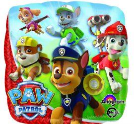 PAW Patrol und seine Freunde - Folienballon 45 cm