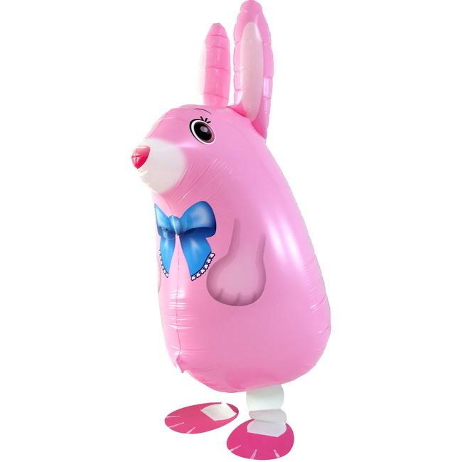 Airwalker Hase in der Farbe rosa