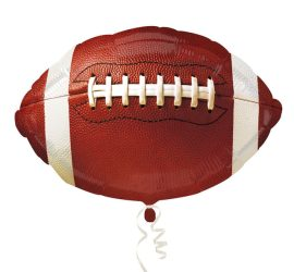 American Football - Folienballon 45 cm