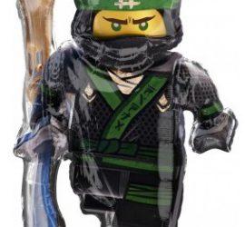 Lego Ninjago Folienfigur ca. 70 cm hoch!