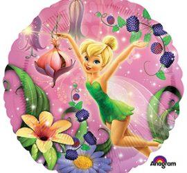 Tinker Bell - Glöckchen - Disney - runder Folienballon 45 cm
