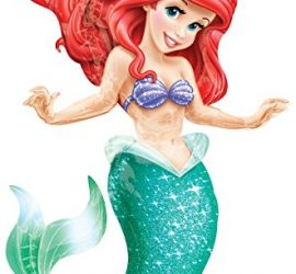 Arielle, die Meerjungfrau - Prinzessin - Disney - Folienballon 80 cm