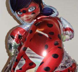 Ladybug - Marinette - MIRACULOUS - Disney - Folienballon 80 cm