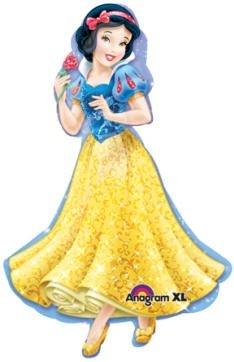 Schneewittchen - Prinzessin - Disney - Folienballon 80 cm