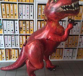 T-Rex Airwalker, 1,70 m groß! Für Dinofreunde genau das Richtige!
