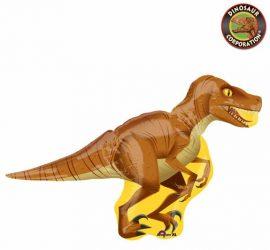 Veloceraptor - fliegender Foliendinosaurier