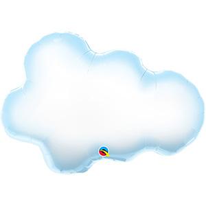 Wolke - Folienballon 70 cm