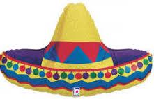 Sombrero - mexikanischer Hut - Summerfeeling - Urlaub - Mexiko
